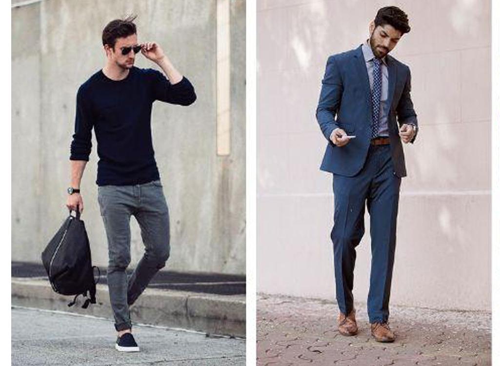 Tips Berpakaian untuk Pria